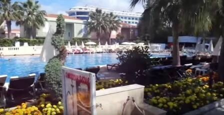 отель Saphir Resort & Spa 5*